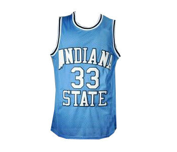 Larry Bird Indiana State #33 Basketball Jersey