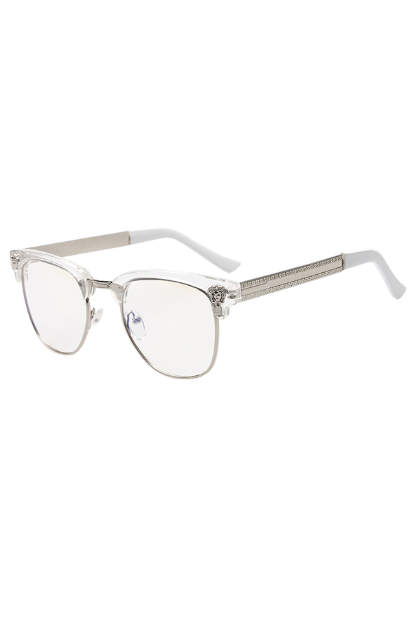 6604eda58cdb6 Medusa Ghost Glasses (Silver)