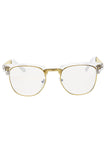 Medusa Ghost Glasses (Gold)