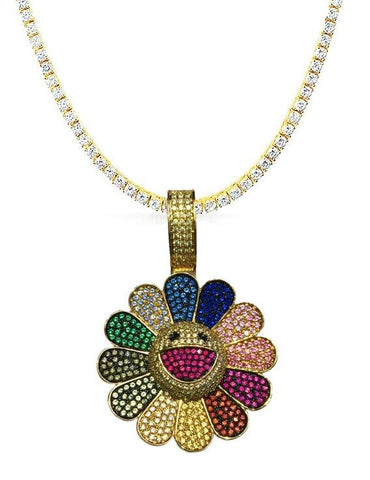 LIMITED EDITION - Flower Necklace