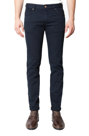 Denim Slim Fit (Navy) - RoialBijouxx