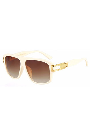 Plomo Sunglasses (Cream)