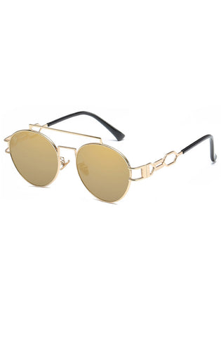 Prime Time Sunglasses (Gold)