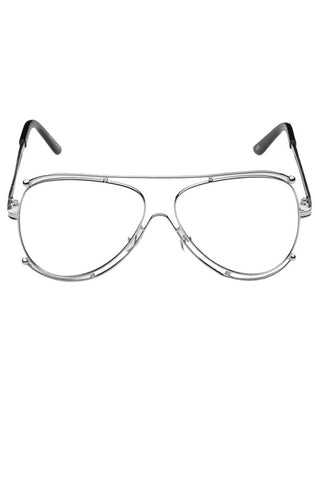Ramrod Glasses (Silver)