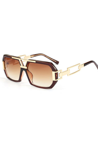 Rodeo Sunglasses (Brown)