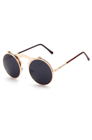 Flip Up Sunglasses (ROSE)