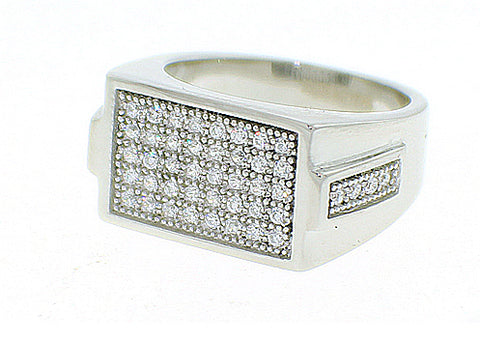 Golden Age Ring (Silver)