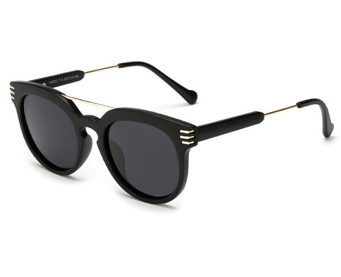 3 Stripe Sunglasses (Black)