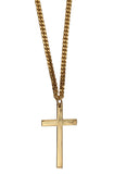 Cross Necklace - RoialBijouxx