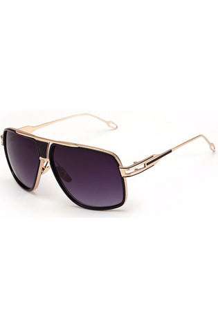 Tarantino Sunglasses (Purple) - RoialBijouxx