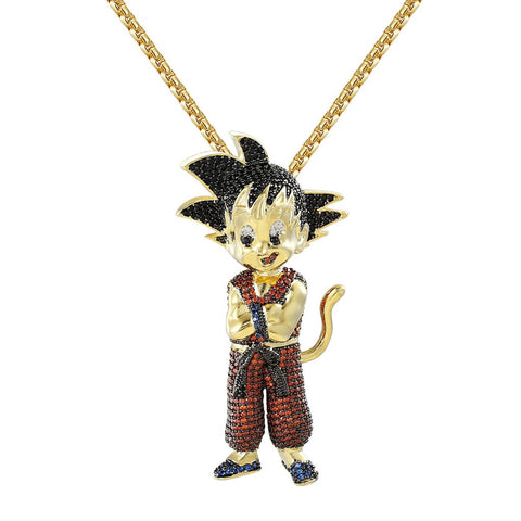 Super Saiyan Necklace