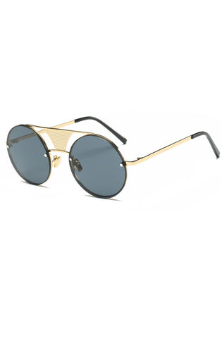 Vice Sunglasses (Black Gold)