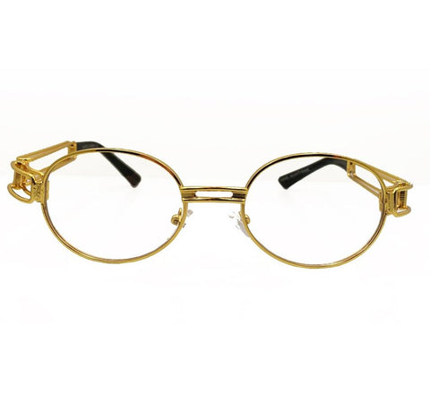 Wallace Glasses (Clear)