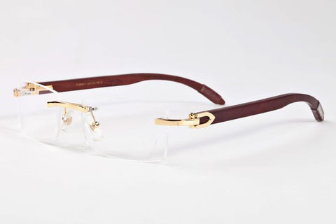 Carter Clear Glasses