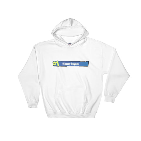 #1 Victory Royale Hooded Sweatshirt