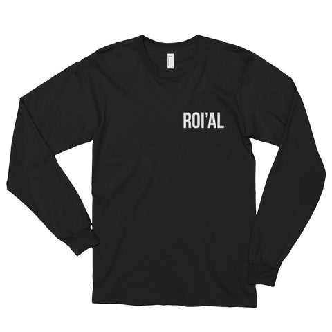Trademark Long sleeve t-shirt (unisex)