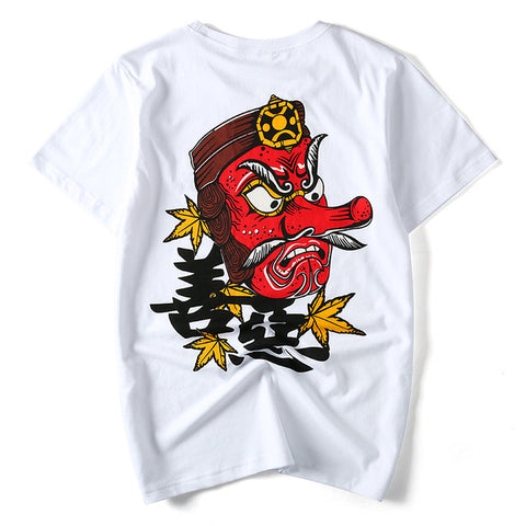 Red Mask T-shirt