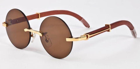 Carter Circle Sunglasses