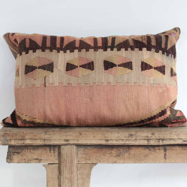 Vintage Kilim Pillow Case - Mathilda