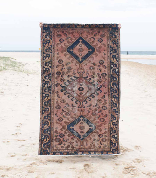 Indi - Vintage Turkish Rug