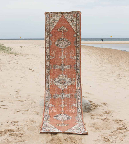 Capri - Vintage Turkish Runner Rug