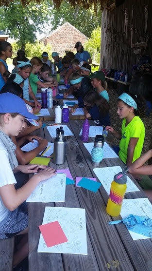 Young Farmer's Camp (Bethesda CC Home School Group) April 23rd to April 26th, 2018