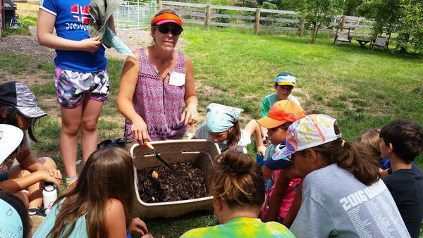 Farm to Fork (Ages 9 - 14) July 16th to July 20th, 2018