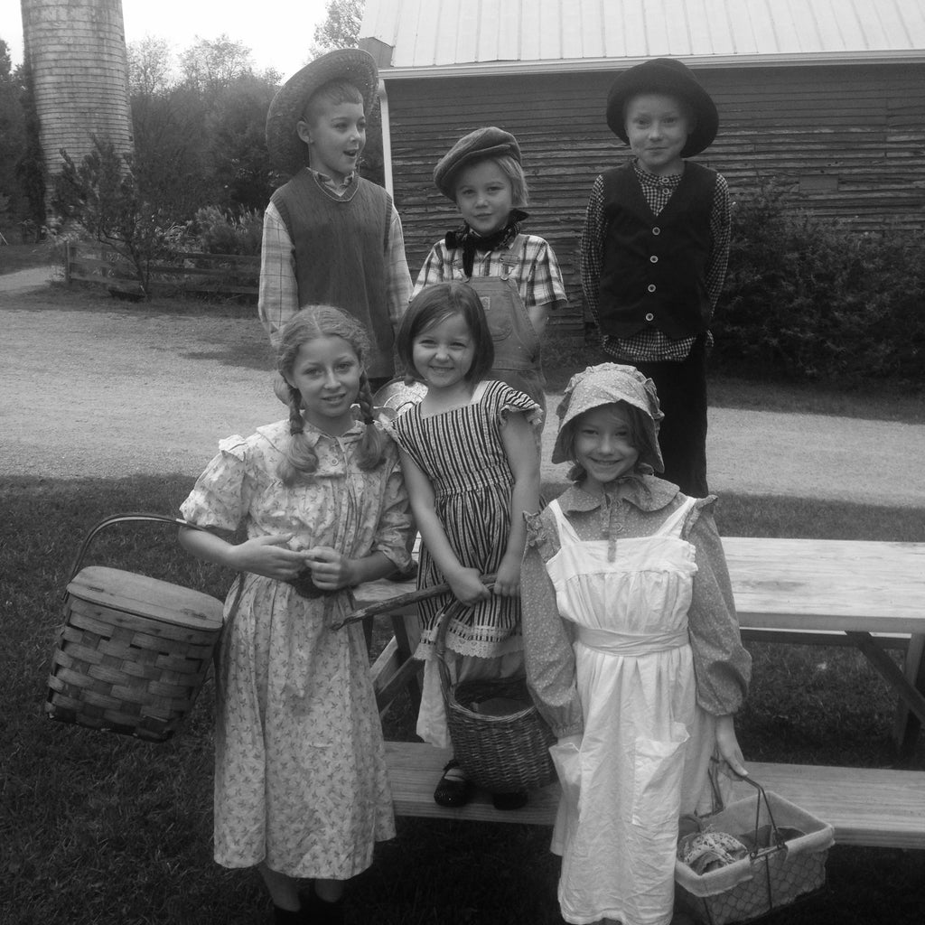 Little House on the Prairie (Girls Only) June 11th and 12th, 2018