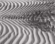 Sand Patterns, Death Valley