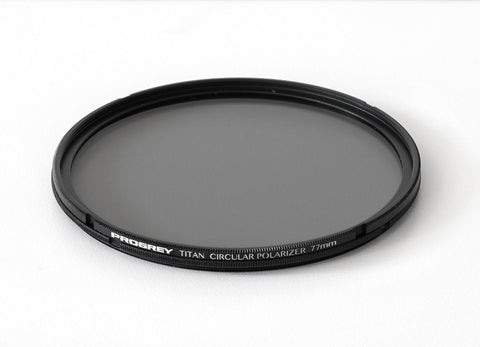 Progrey TITAN Glass Polarizing Filter
