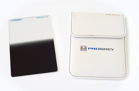 Progrey TITAN GND Filter and premium pouch
