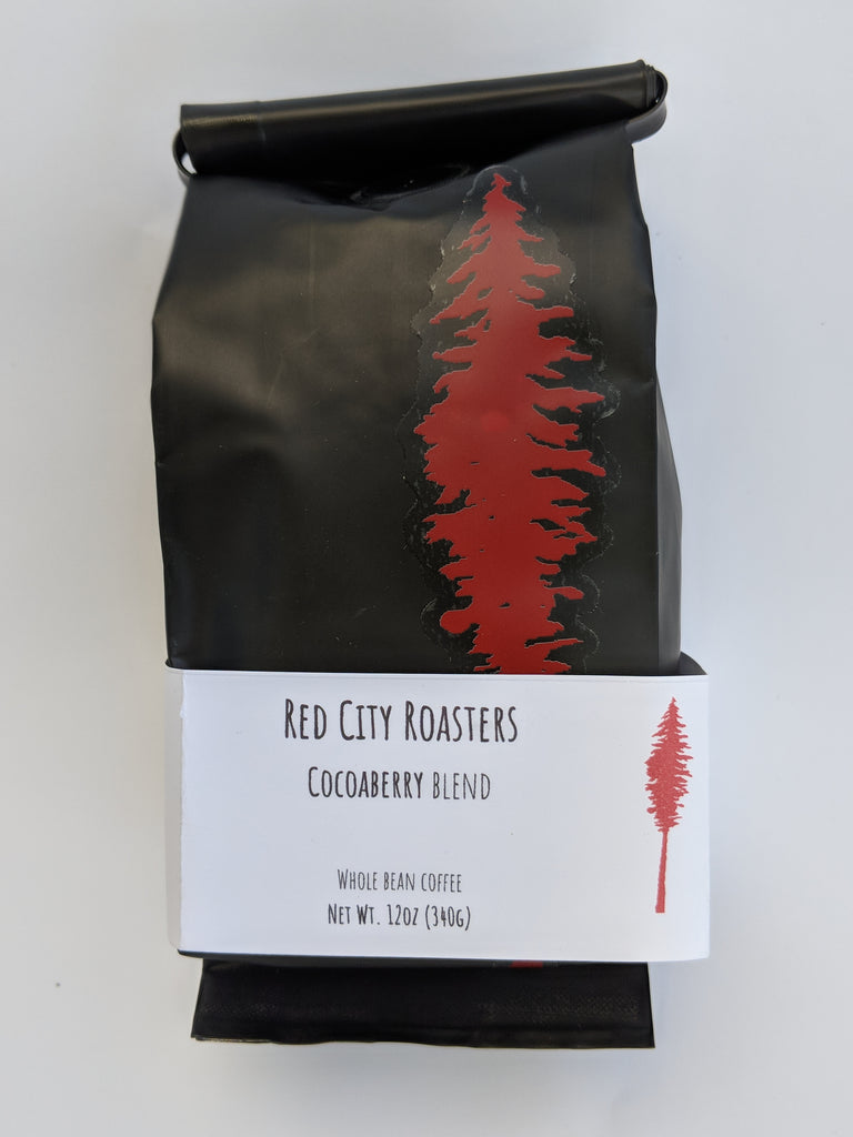 [Blend] Cocoaberry Blend - $15 for 12oz