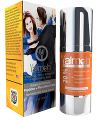 Yalmeh® Vitamin C Serum Advanced Formula- Is Nutrients-Based, pH-Balance, Chemical Free, Cold Processed