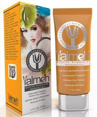 Yalmeh® Glorify Vitamin C Moisturizing Lotion. Help Reverse The Signs Of Aging And Repairs Sun Exposed