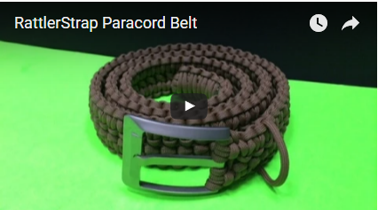 Video Belt Review by Everyday Tactical Vids