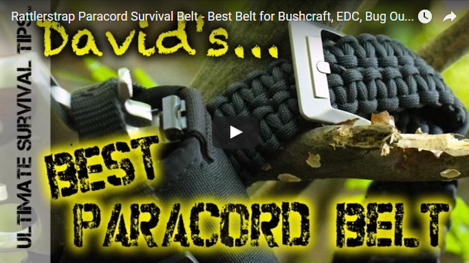 Video Belt Review by Ultimate Survival Tips