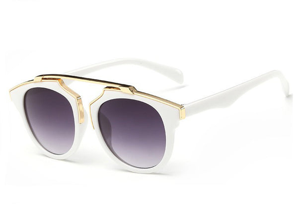 The Monaco Retro Designer Vintage Women's UV400 Sunglasses