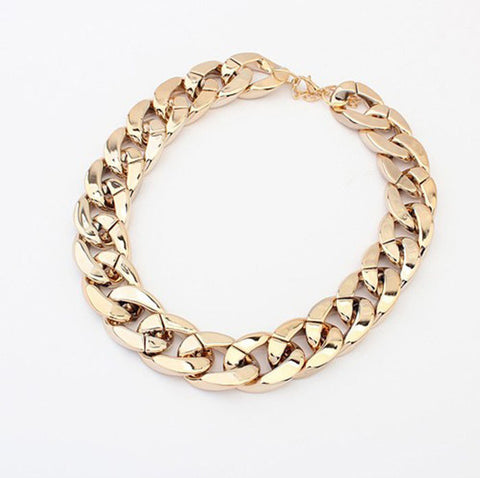 Chain Statement Women's Necklace