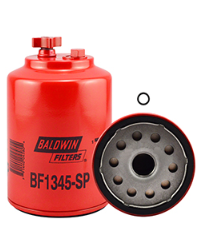 Baldwin Fuel Water Separator BF1345-SP - Clearance