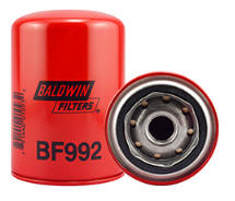 Baldwin Secondary Fuel Filter - BF992 - Clearance