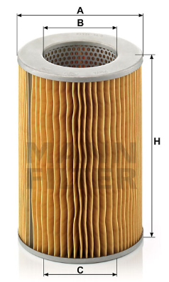 Mann-Filter - Air Filter - C 15 124/2 - Clearance