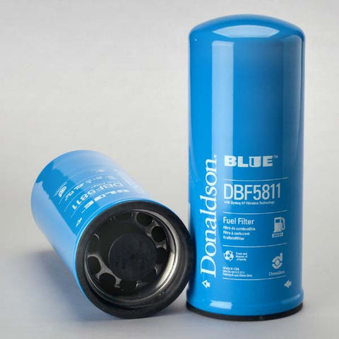 Donaldson Fuel Filter Spin-on Secondary Donaldson Blue- DBF5811