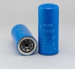 Donaldson Secondary Fuel Filter, Spin-On Blue - DBF9092 (EFF9092)