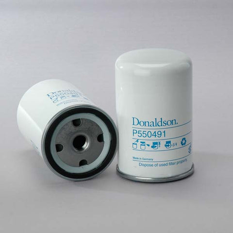 Donaldson Fuel Filter Water Separator Spin-on- P550491