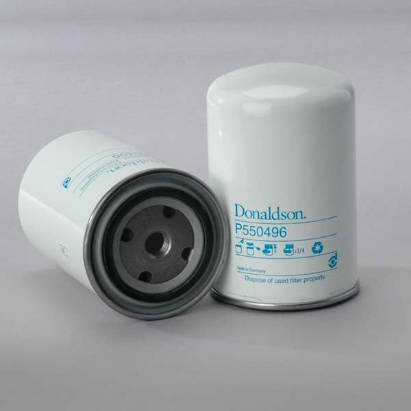 Donaldson Fuel Filter Water Separator Spin-on- P550496