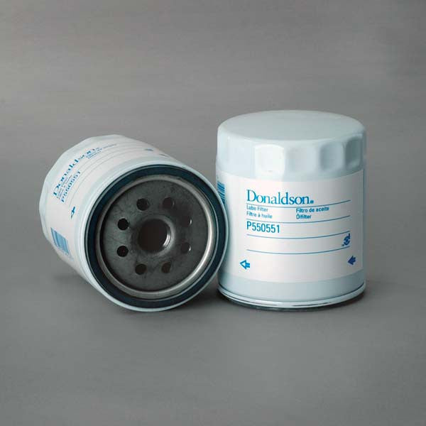 Donaldson Lube Filter Spin-on Bypass- P550551