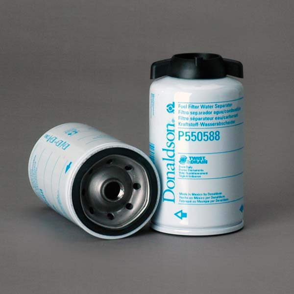 Donaldson Fuel Filter Water Separator Spin On P550588