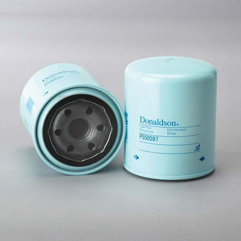 Donaldson Lube Filter Spin-on Combination- P550597