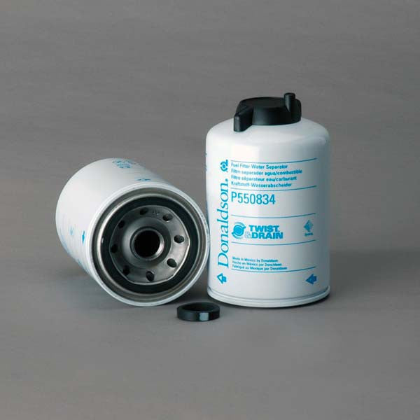 Donaldson Fuel Filter Water Separator Spin-on- P550834