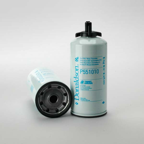 Fuel Water Separator Filter >> Donaldson Fuel Filter Water Separator Spin-on- P551010 – Donaldson Filters